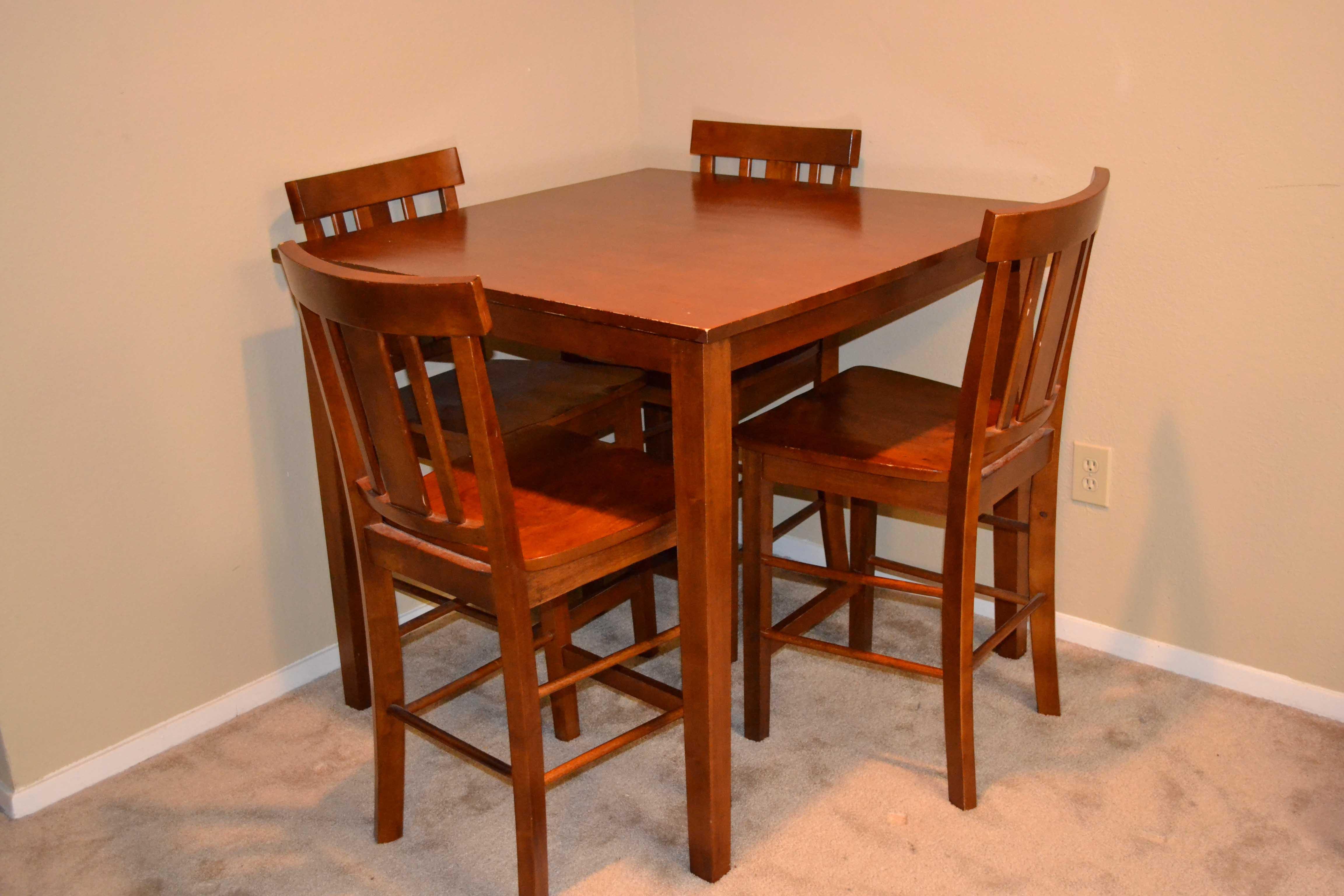 Craigslist And The Deceit Of Ikea, Craigslist Dining Room Table