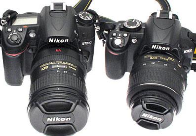 Nikon-D5100-vs-D3100