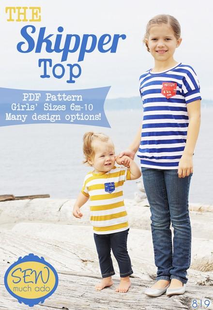 skipper top cover600